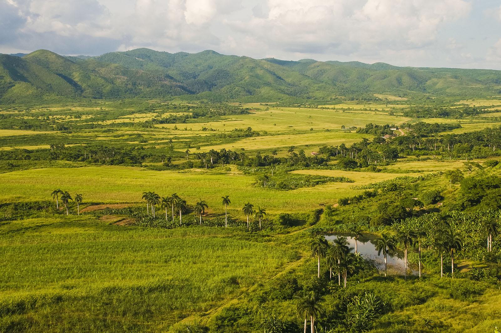 Trinidad, Valle de los Ingenios