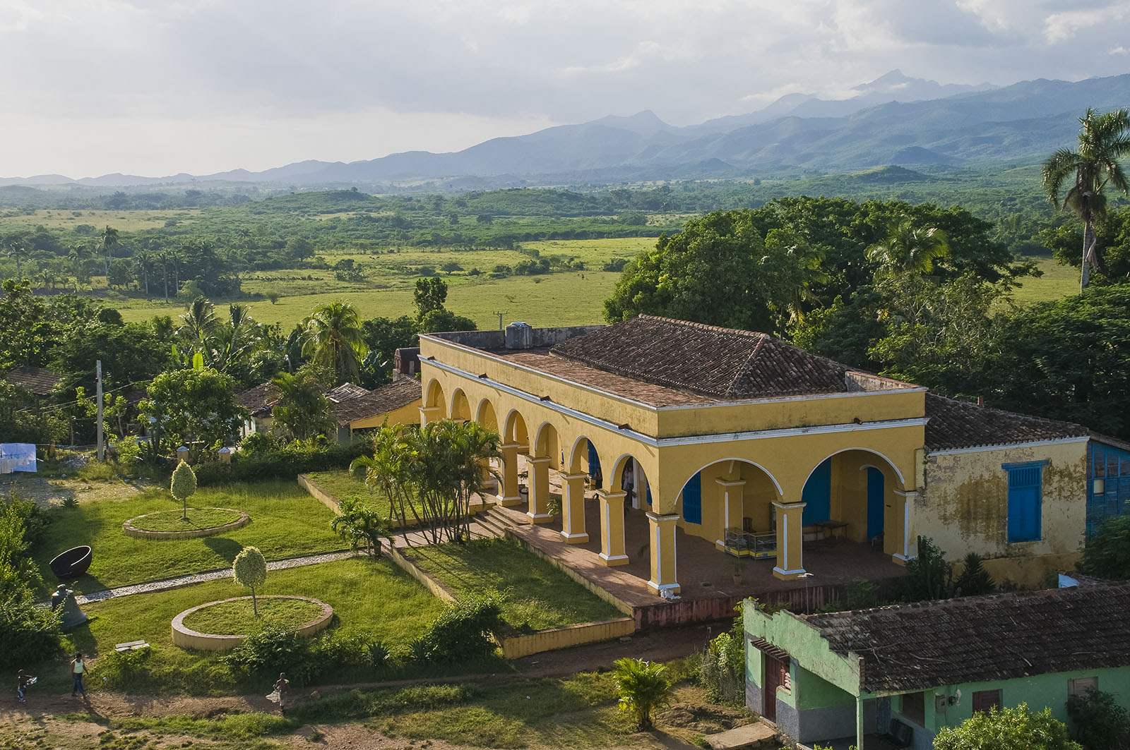 Trinidad, Torre de Manaca Iznaga