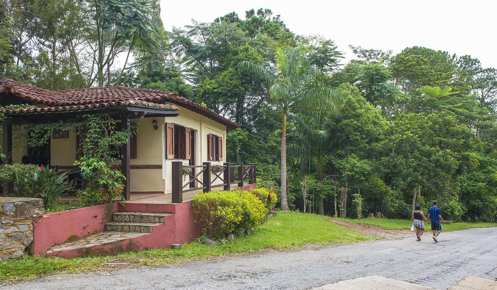 Trinidad, Tope de Collantes