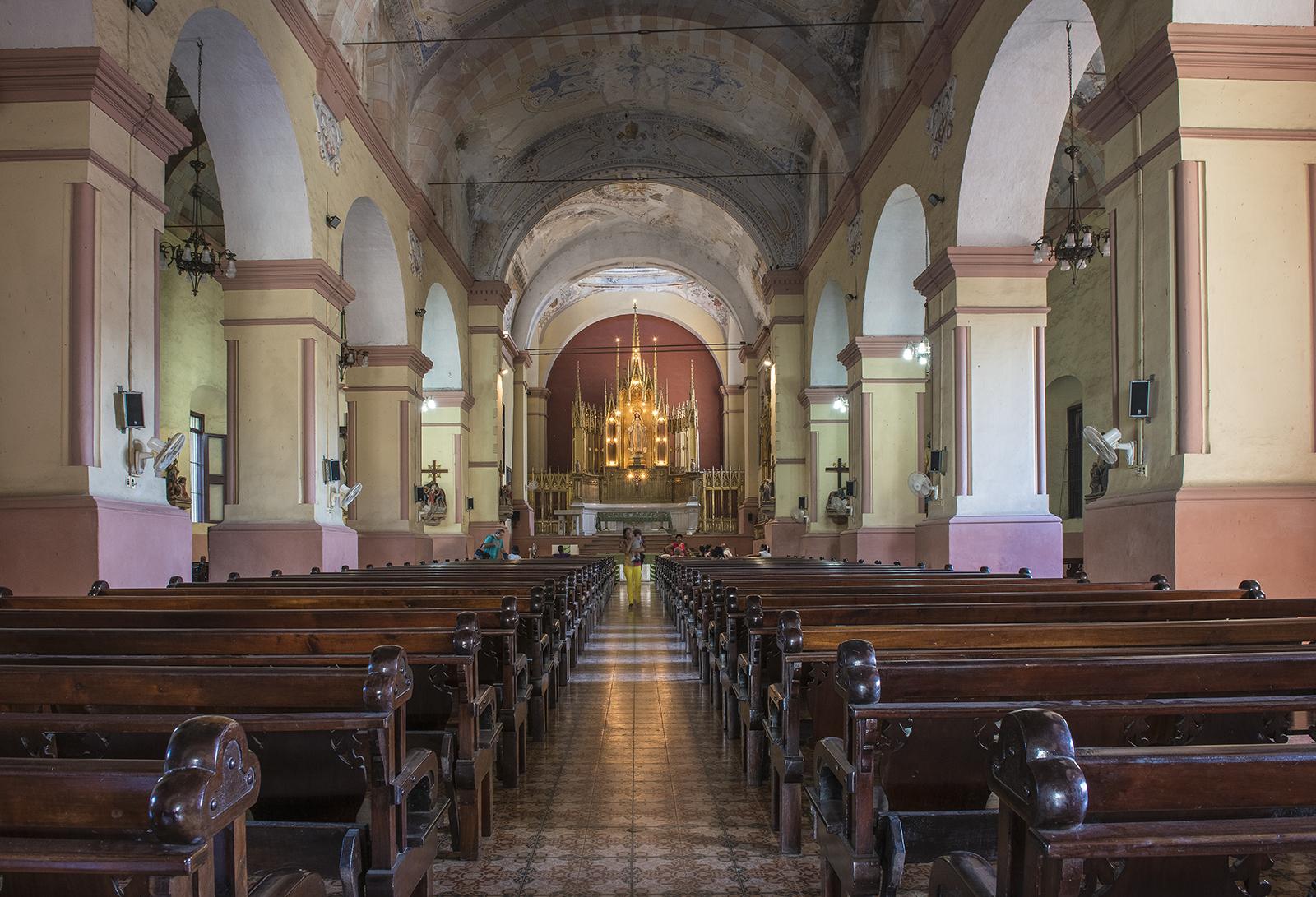 Camaguey Ciudad, Iglesia