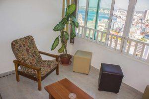 Apartamento en el Focsa, Vedado, La Habana