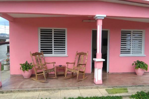 Hostal Casa Pancha y Celio en Viñales