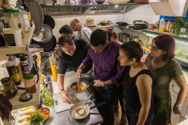 Experiencia de cocina moderna cubana