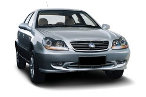Económico manual, Geely CK