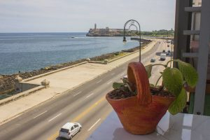 Hostal Evert en Malecón, Centro Habana, La Habana