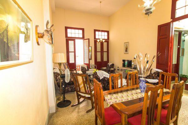 Casa Colonial Paneque y Norma en Habana Vieja