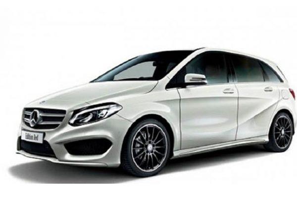 Estándar y Automático, Mercedes Benz B180