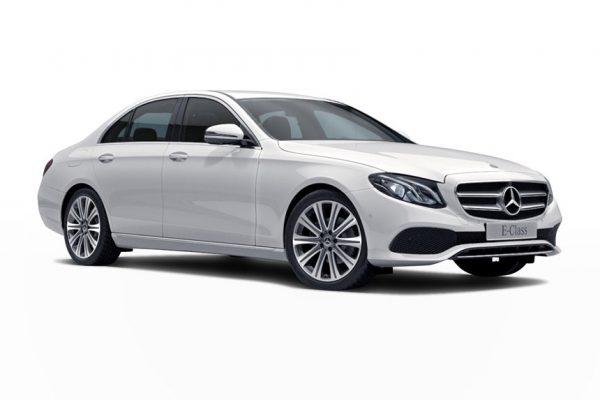 Lujo, Mercedes Benz E-200