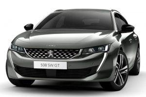 Medio alto automático, Peugeot 508