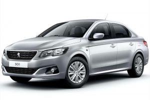 Medio automático, Peugeot 301