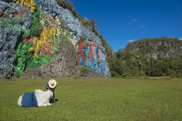 Viñales, Mural de la Prehistoria