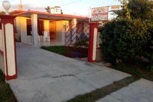 Casa Tania y Richard, Palya Giron, Cienaga de Zapata