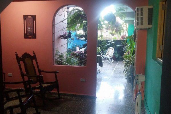Hostal Casa Sol en Santiago de Cuba