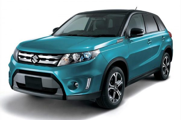 SUV Manual-Suzuki Vitara